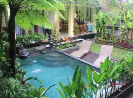 Donald Home Stay, hotel in Ubud