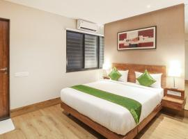 Treebo Trend Elite Residency, hotel in Belgaum