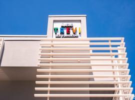Hotel Trevi, отель в Беллария-Иджеа-Марина