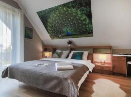 Villa Aviator – hotel w pobliżu miejsca Wyciąg narciarski Dębowiec w mieście Jaworze