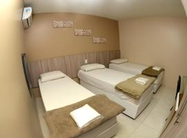 Hotel Itaparica, отель в городе Каруару