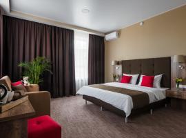 Granat Hotel, отель в Астрахани