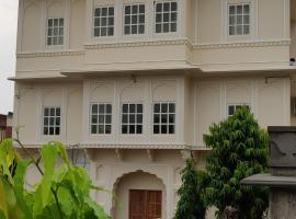Kishanpura Haveli, отель в Джайпуре