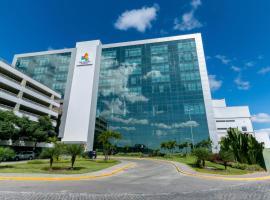 WA Hotel Caruaru, отель в городе Каруару