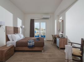 Belvedere Hotel Agia Pelagia, serviced apartment in Agia Pelagia
