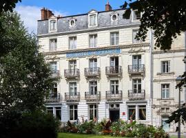 Hôtel De France Et De Guise, hotel in Blois