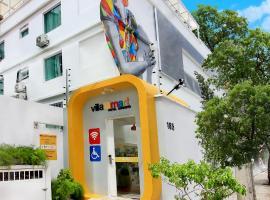 Hotel Villa Smart, hotel in Fortaleza
