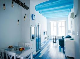 Pause Apartment with Free Parking, hotel poblíž významného místa Maďarské národní muzeum, Budapešť