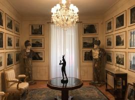 Art Studio Residenza d'epoca, casa per le vacanze a Bolsena