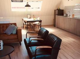 Vakantiehuis Witsand 1a, budget hotel in Egmond aan Zee