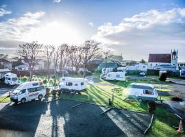 Central City Camping Park, hotel in Invercargill