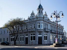 Bull and Mouth Hotel, hotel in Maryborough
