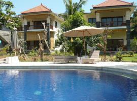 Sukun Babonsay Villas, hotel in Amed