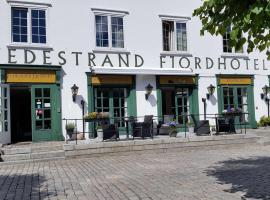 Tvedestrand Fjordhotell, Hotel in Tvedestrand