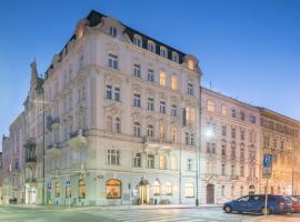 Best Western City Hotel Moran, hotel in Prague
