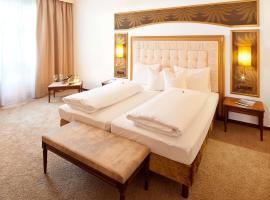 BEST WESTERN Plus Hotel Goldener Adler Innsbruck, Hotel in der Nähe von: Messe Innsbruck, Innsbruck