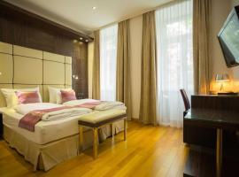 Best Western Plus Hotel Arcadia, hotel in Vienna