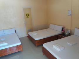 MCV Brother's Rooms for Rent, hotel in Oslob