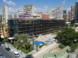 Hotel Servigroup Diplomatic, hotel in Benidorm