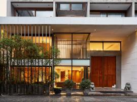 LUXX Langsuan Hotel, hotel in Siam, Bangkok