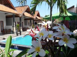 Miko Bali Bungalow, country house in Nusa Penida