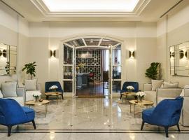 Bliston Suwan Park View, hotel near Amarin Plaza, Bangkok