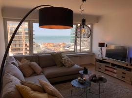 Appartement Seaview Bunnenplein, apartment in Knokke-Heist