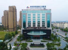 Fulitai International Hotel, hotel din Yantai