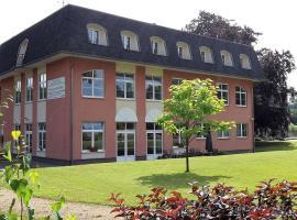 Vzdělávací Středisko a Hotel, Hotel in Varnsdorf