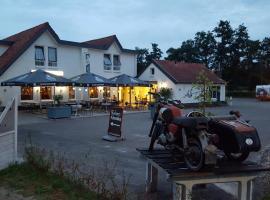 De Twentse Nar, hotel in De Lutte