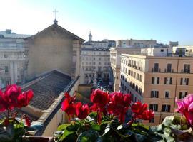 Hotel Tritone Rome, hotel in Trevi, Rome