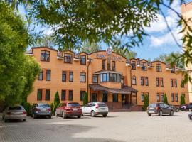 Hotel Barcelona, hotel in Pskov