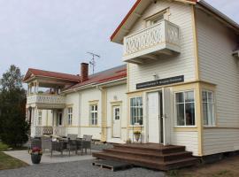 B&B Villa Kauppila, guesthouse Iissä