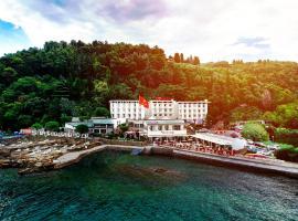 Barbara Piran Beach Hotel & Spa, hotel v mestu Piran