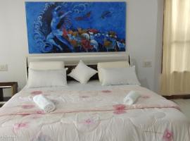 Lotus Riya Homestay, family hotel in Hampi