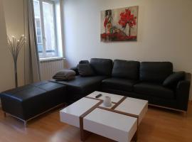 Grand appartement en centre ville, hôtel à Metz