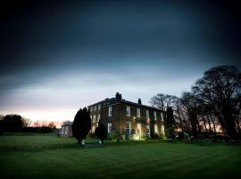 Rowley Manor, hotel in Little Weighton
