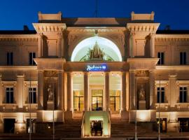 Radisson BLU Hotel Nantes, accessible hotel in Nantes