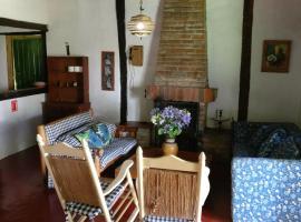 Villa Pajon Eco Lodge, מלון בקונסטנזה