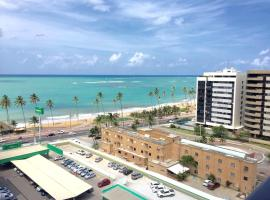 Apartamento Port Ville Mar Azul, accessible hotel in Maceió