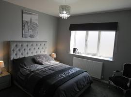 No1 Guest House, accommodation in Stamford