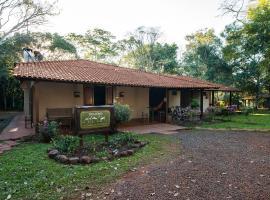 Iguassu Eco Hostel - IguassuEcoHostel - Eco Suítes, hotel cerca de Cataratas del Iguazú, Foz de Iguazú