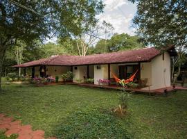 Iguassu Eco Hostel - Eco Suites, hotel near Iguaçu Waterfalls, Foz do Iguaçu