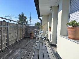7980 SunHill Apartementwohnung, Ferienwohnung in Ravensburg
