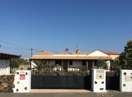 Casa Carlotta, apartamento en Lajares