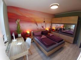 gapart - Apartments mit Küche, family hotel in Leipzig