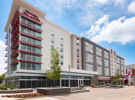 Hampton Inn & Suites Atlanta Buckhead Place, hotel in Atlanta