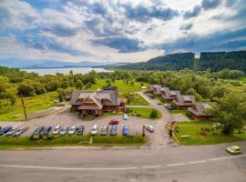 Hotel Koliba Greta, hotel poblíž významného místa Aquapark Tatralandia, Liptovská Sielnica