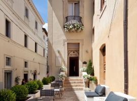 Hotel Degli Affreschi, hotell i Montefalco