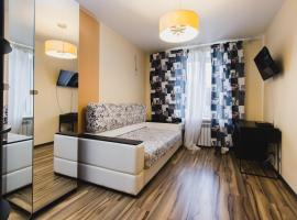 2 Bedroom Apartment Pathos in Khamovniki, hotel near Vorobyovy Gory Metro Station, Moscow